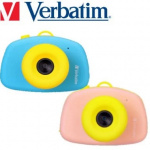 Verbatim Mini Camera 兒童迷你相機 [2色]