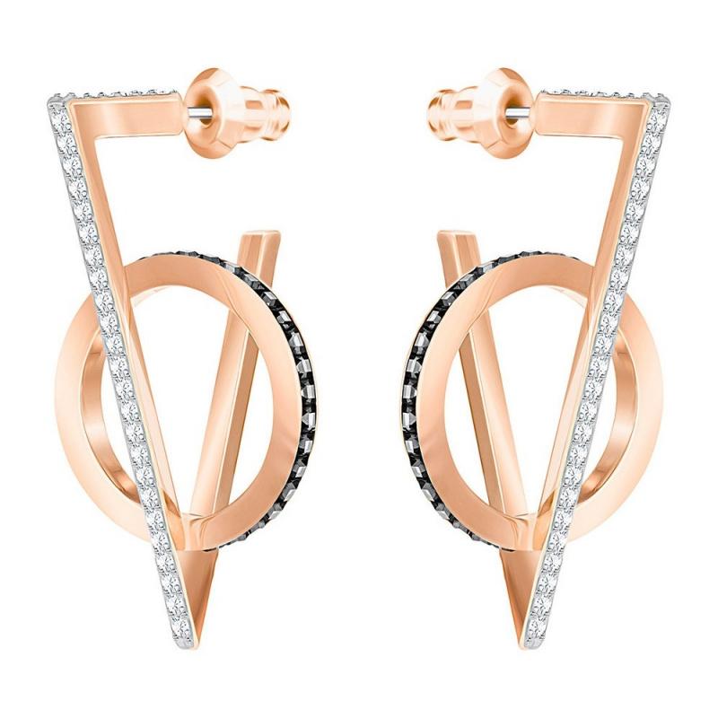 Swarovski Hero Triangle 耳環 (5354757)