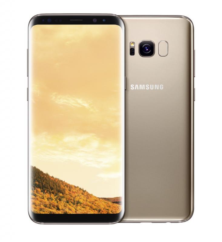 Samsung Galaxy S8+單卡智能手機 [64GB/128GB] [4色]