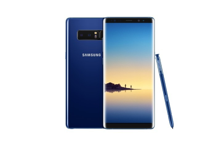 Samsung Galaxy Note 8 單卡智能手機 64GB [3色]