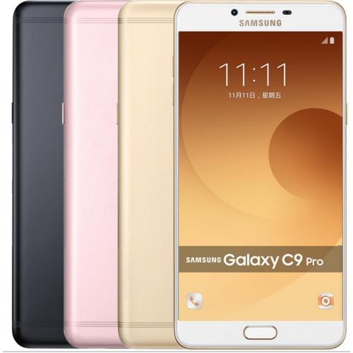 Samsung Galaxy C9 pro雙卡雙待智能手機 64GB [3色]