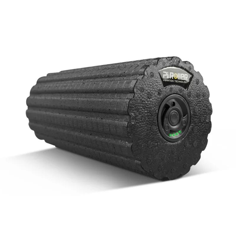 Booster Pro X 可調式振動肌肉按摩槍+Pi Roller Lite 專業電動震動瑜伽柱套裝