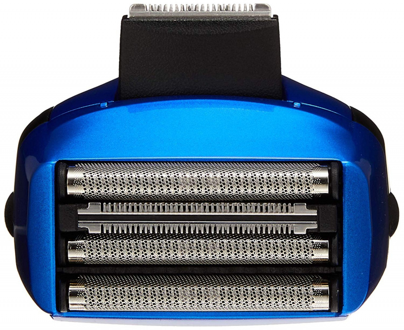🇯🇵日本版獨家提供一年原廠保養🇯🇵 Izumi V56-A 四刀頭Turbo Mode 電動刮鬍刀 [藍色,金色]