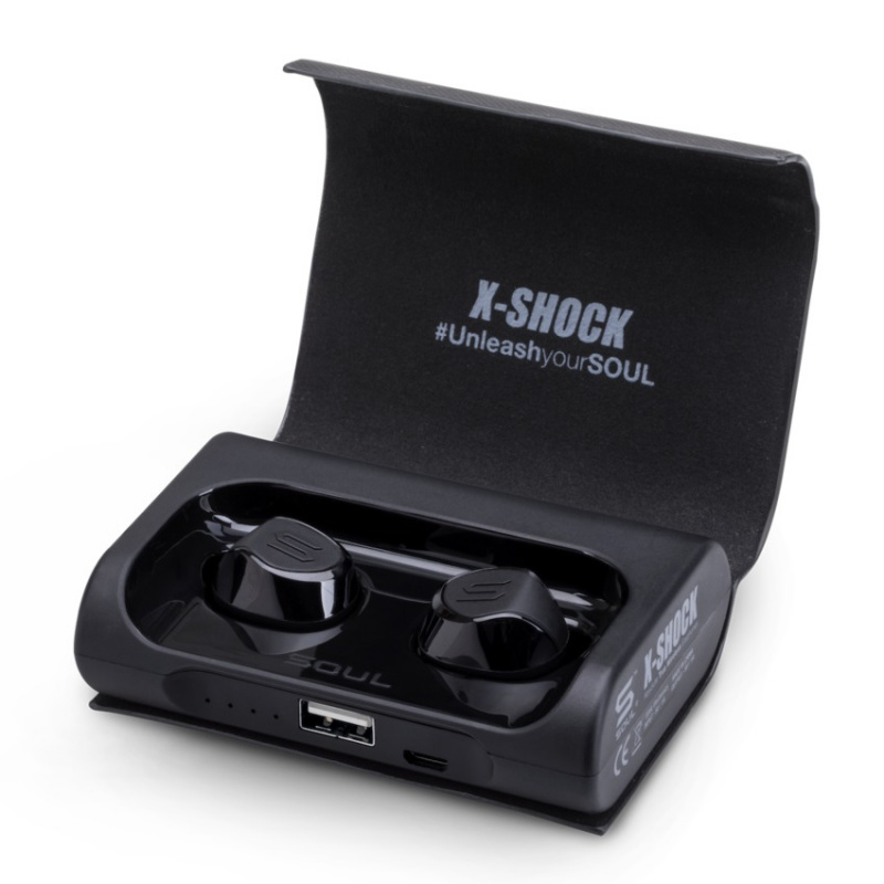 Soul X-Shock 真無線藍牙耳機 [2色]