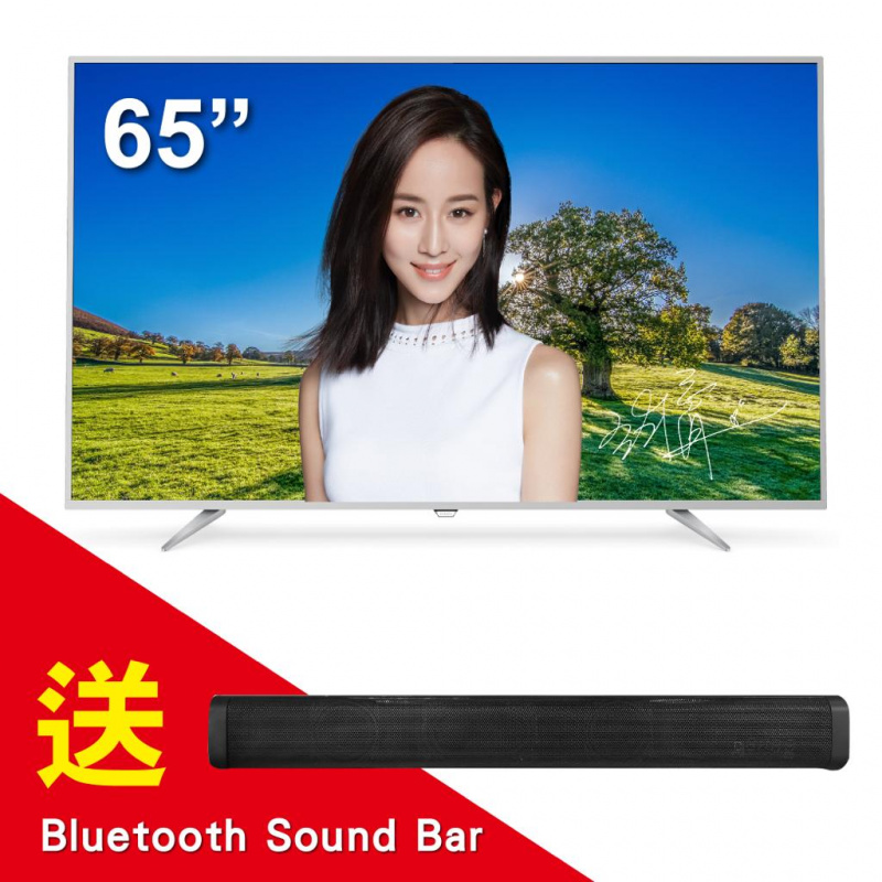 "Philips 65"" 4K HDR Andriod 智能LED電視 (65PUD6683)"