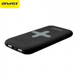 Awei P98K 7000mAh QI無線充電移動電源 [2色]