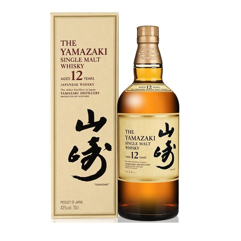 山崎 12年 單麥威士忌 700ml