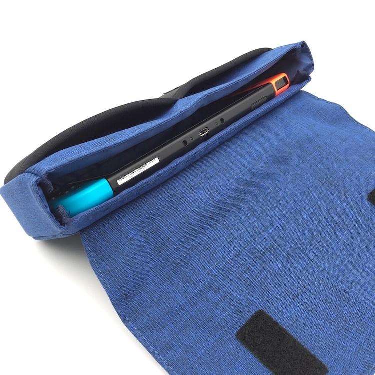 IINE Nintendo Switch 牛仔布袋保護套 [2色]