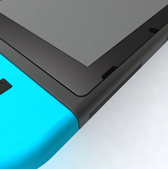 IINE Nintendo Switch 9H防指紋玻璃屏幕貼