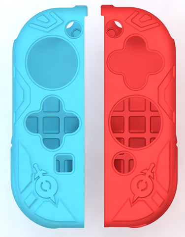 IINE Nintendo Switch Joy-con矽膠套(劍版) [2色]
