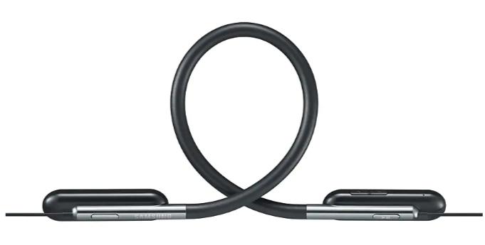 Samsung U Flex 簡約頸環式入耳式藍牙耳機 [黑色]