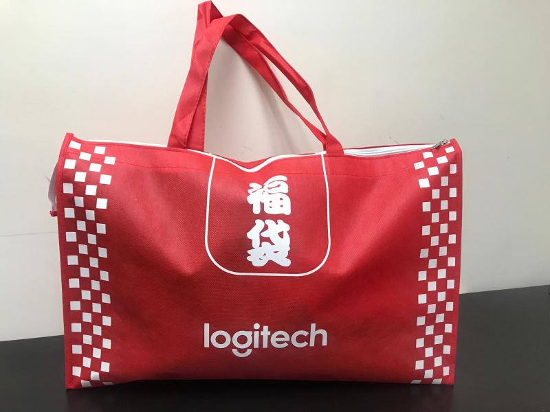 Logitech 新春福袋「得心應手」電競電玩尊貴版