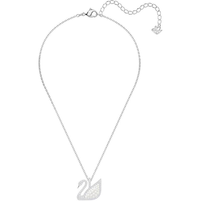 Swarovski Iconic Swan 鏈墜 (5411791)