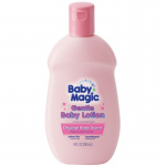 Baby Magic 原味嬰兒溫和潤膚露 Gentle Baby Lotion Original Baby Scent) [4容量]