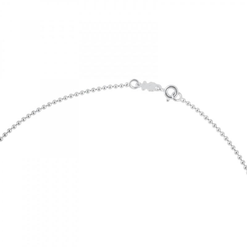 TOUS Silver TOUS Chain Choker 頸鏈 (311901280)