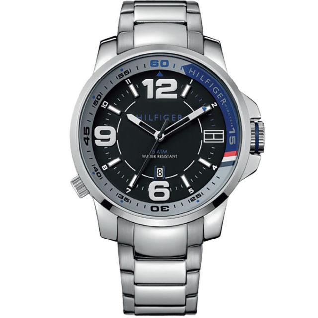 Tommy Hilfiger 1791012 男士鋼帶手錶