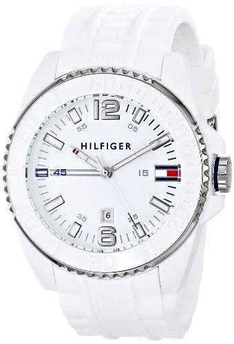 Tommy Hilfiger 1791044 男士膠帶手錶