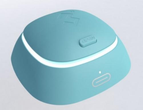 3N 第四代隱形眼鏡清洗機 [標準USB充電版] [4色]
