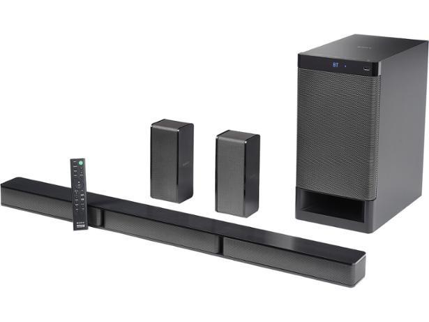 Sony HT-RT3 SOUNDBAR 揚聲器