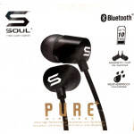 SOUL PURE+ 超高性能無線耳機 [4色]