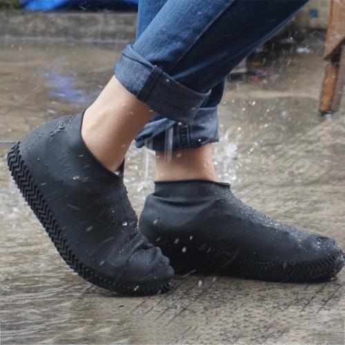 彈力防水防滑型格鞋套 [3色3尺碼]