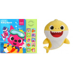Pinkfong Soundbook Baby Shark Songs讀唱書+公仔套裝