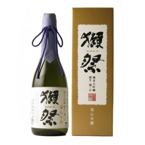 獺祭 遠心分離 磨き二割三分 純米大吟釀 720ml 🇯🇵日本直送💥