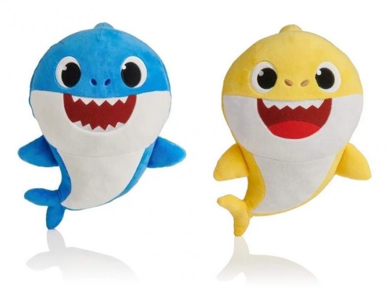 Baby Shark Singing Plush 音樂公仔 [3款]