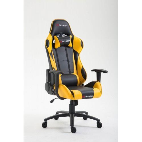 Gamer Basic Series GB02 人體工學電競椅 [5色]