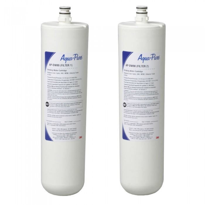 3M DWS1000 專業型濾水系統套裝 [2種]