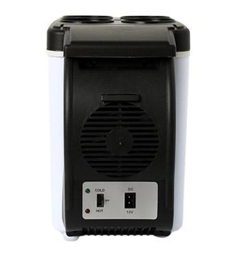 日通 車用冷暖小冰箱 6L