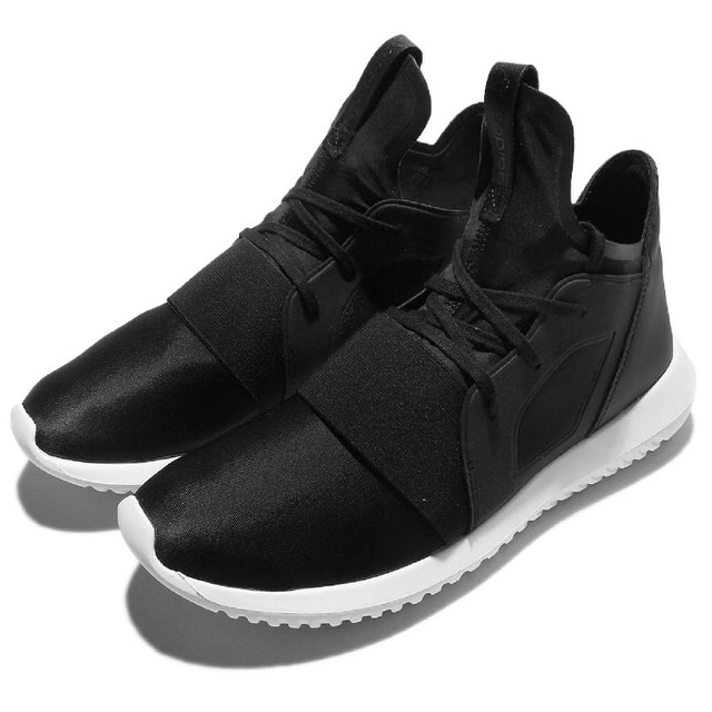 Adidas Tubular Defiant 女裝鞋 [黑色]