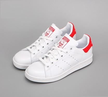Adidas Stan Smith 女裝鞋 [橙色標籤]