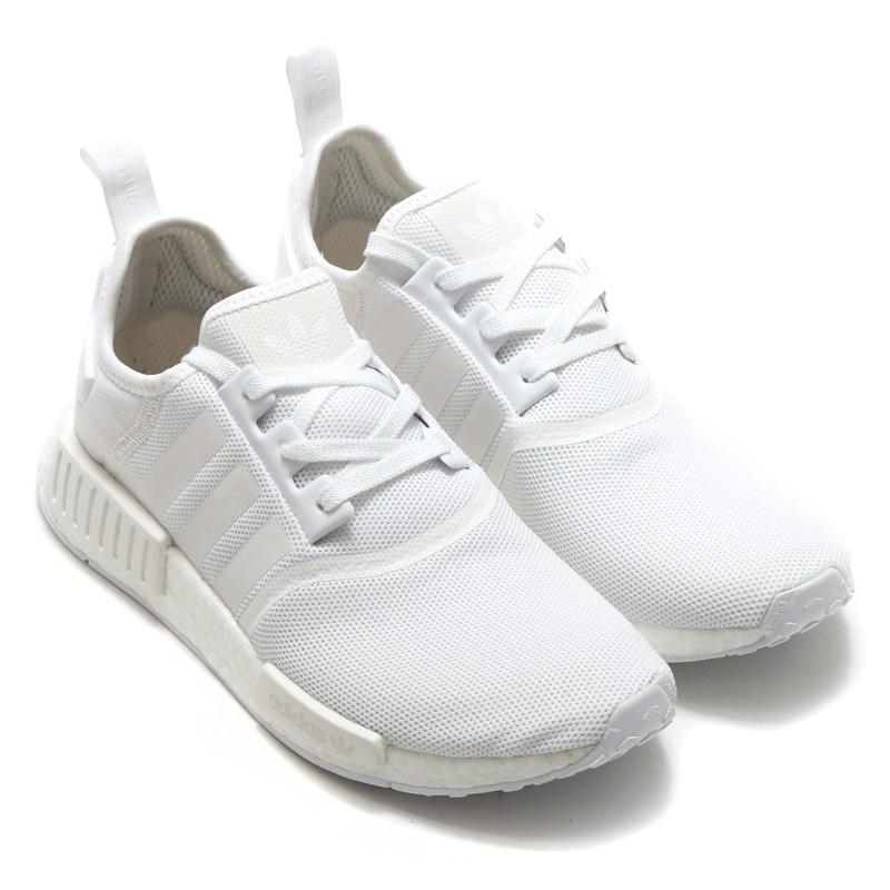 Adidas NMD R1 女裝鞋 [白色]