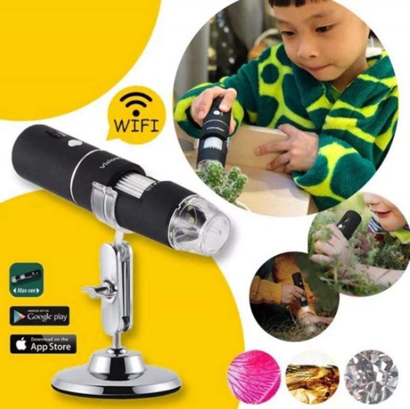 VisionKids 兒童學習電子顯微鏡