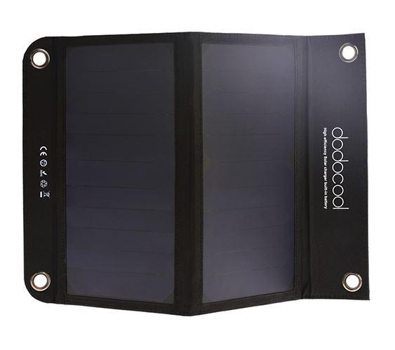 dodocool 10000mAh 便攜式太陽能充電器