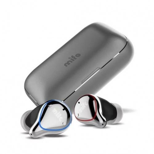 Mifo O5 真無線藍牙耳機 [專業動鐵版] [灰色/紅色特別版]