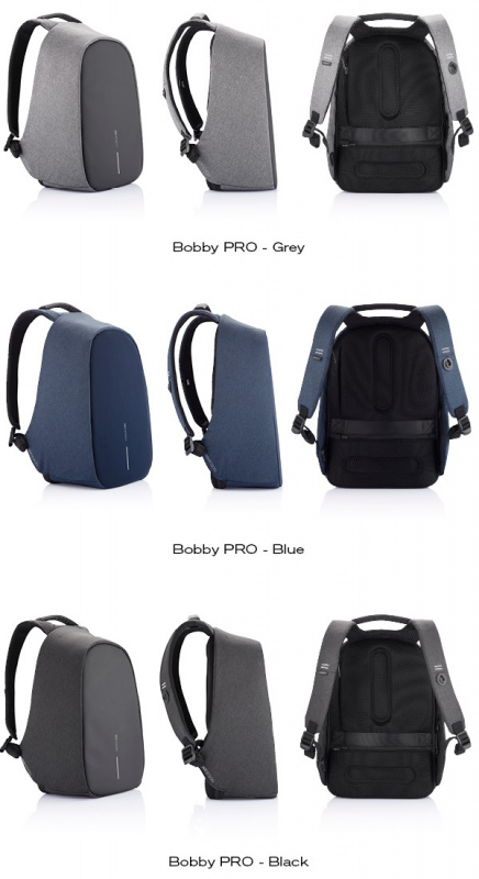 XD Design Bobby Pro 多功能防盜背包[3色]