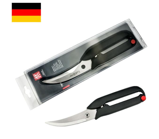 德國 ZWILLING孖人牌 不鏽鋼家禽/雞剪刀(安全鎖)