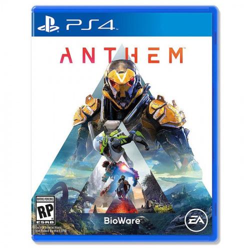 [PS4] Anthem 冒險聖歌