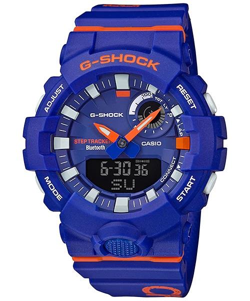 "CASIO G-Shock GBA-800DG ""Dagger"" 籃球特別版藍芽手錶"