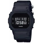 Casio G-Shock DW-5600BBN 軍事黑魂男裝手錶