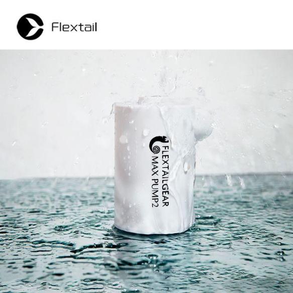 Flextail Light Pump 2 充氣抽氣兩用泵 白色