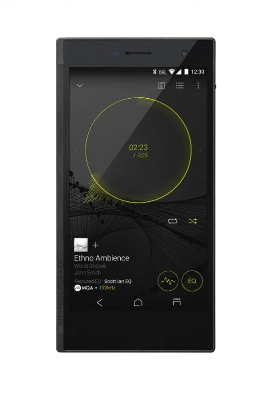 Onkyo Granbeat DP-CMX1 專業音樂播放智能手機