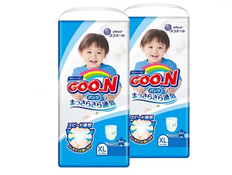 日本內銷版 Goo.N大王學習褲 [增量裝][2包裝][3尺寸]
