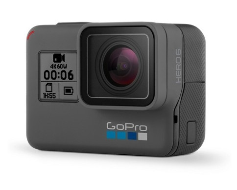 GoPro Hero 6 數碼攝錄機 Black Edition [官方翻新品]