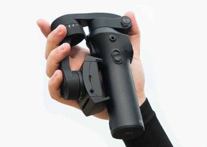 Atom Snoppa 袖珍版3軸手機穩定器 [2色]
