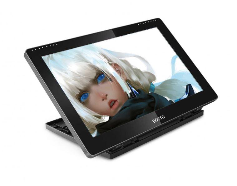 BOSTO 16HD 液晶顯示器繪圖板