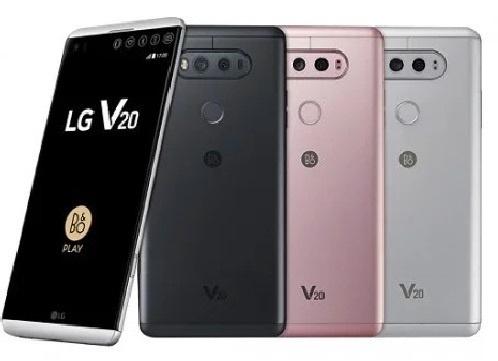 LG V20 智能手機 64GB [單/雙卡][3色]