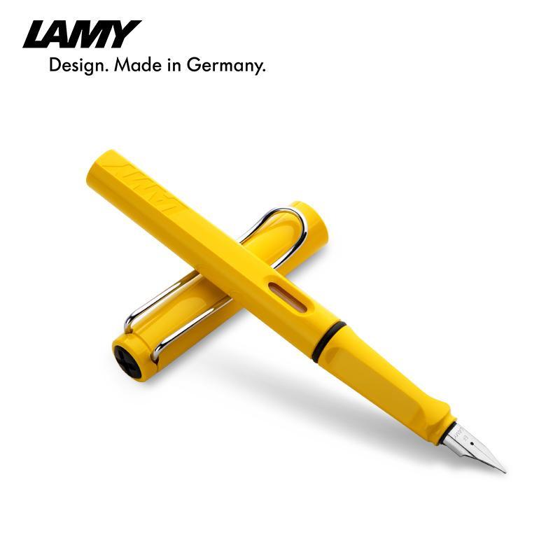 LAMY Safari Fountain Pen 鋼筆 [7色]